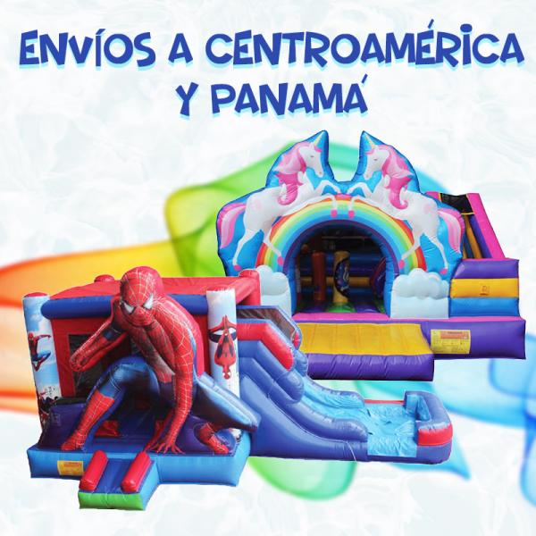 Envíos a Centroamérica y Panamá