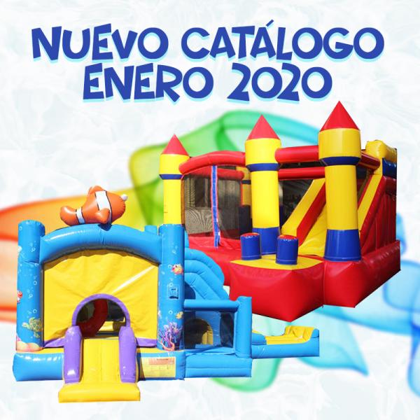 Nuevo Catálogo (Enero 2020)